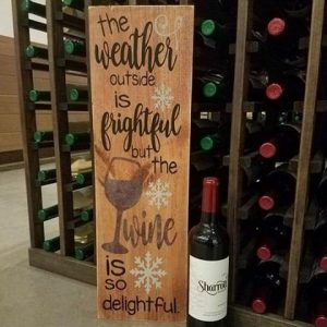 Holiday Song Sign