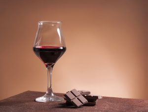 Red-wine-and-chocolate